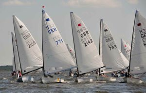 OK Dinghy Fleet